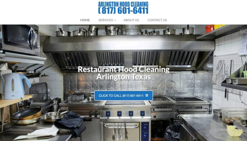 Arlington Hood Cleaning TX