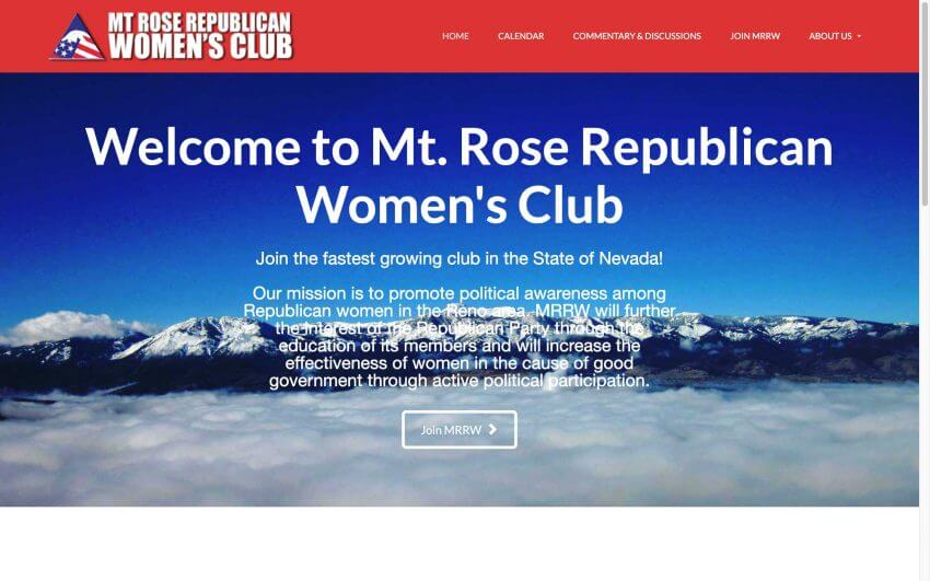 Mt Rose Republican Women