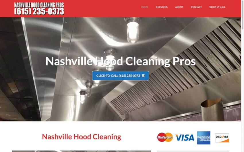 Nashville Hood Cleaning