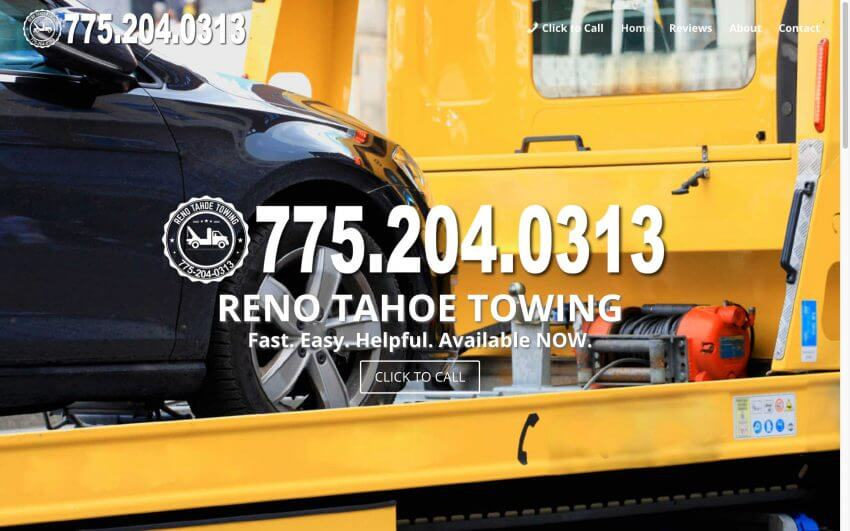 Reno Auto Towing