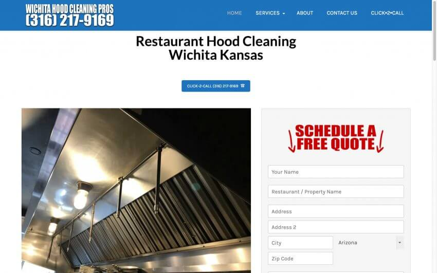 Wichita Hood Cleaning | Wichita KS