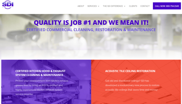 Los Angeles Commercial Cleaning Services